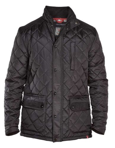 D555 BARTON Quilted Jacket